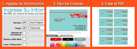 Crea tus tarjetas de presentación en línea gratis - hacer-tarjetas-de-presentacion