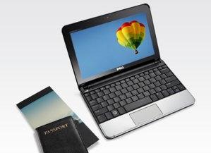 Dell inspiron mini 10 con 3G integrado disponible en Telcel