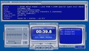 Reproductor de música con XMPlay