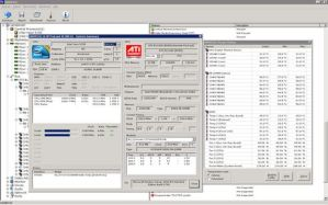 Informacion de hardware con HWiNFO32
