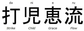Nombre en japones, obtenlo en YourNameInJapanese.com