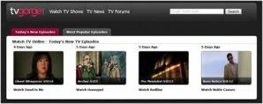 Television online en ingles en TVGorge
