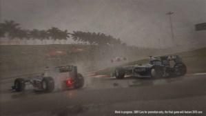 Primer trailer del nuevo juego F1 2010