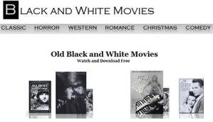 Descargar peliculas en blanco y negro en bnwmovies