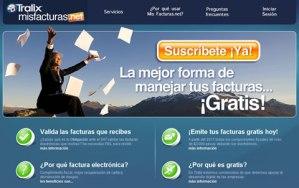 Factura electronica gratis, misfacturas.net