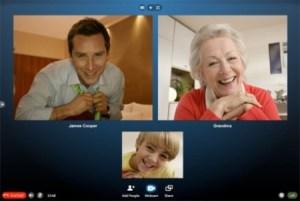 Skype beta 5 para windows esta disponible e incorpora videoconferencia de hasta 5 personas