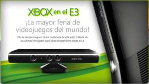 Presentación XBOX en el E3 [video]