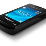 Sony Ericsson Yendo - Yendo_Black_DesignAngle