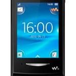 Sony Ericsson Yendo - Yendo_Black_Front_