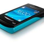 Sony Ericsson Yendo - Yendo_Blue_DesignAngle