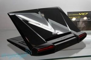 Asus Lamborghini VX7 en Computex 2010
