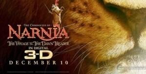 Trailer de Las Crónicas de Narnia: La travesía del Explorador del Amancer
