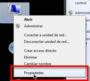 Crear un punto de restauracion en Windows 7