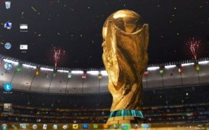 Tema EA SPORTS World Cup para Windows 7