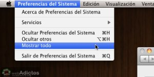 Agregar atajos del teclado en Mac