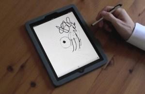 Dibujo sensible a la presión en el iPad [video]