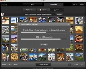 Descarga álbumes completos de Flickr con Bulkr