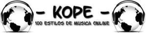 Escuchar musica online, Kope.es