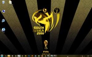 Fifa World Cup 2010 Temas para Windows 7