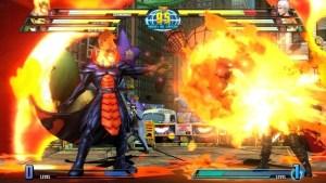 Nuevos personajes revelados de Marvel Vs Capcom 3