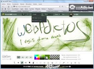 DeviantArt añade aplicación de dibujo web
