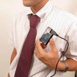 Ventilador usb en una corbata - ventilador-usb-cuello