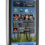 Nokia E7, Nokia C6 y Nokia C7 - Nokia-C7-01