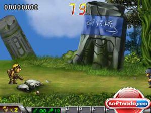 Juegos gratis, Metal Slug Special Mission