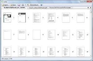 Separar y juntar pdfs con Junko