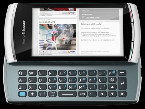 Sony ericsson Vivaz pro - sony-ericsson-vivaz-pro-pantalla