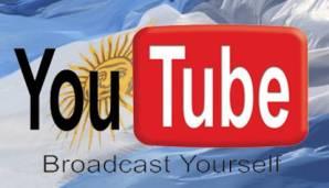 Youtube Argentina, abundan videos locales