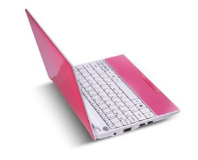 Acer Aspire One Happy - ACER-AOHappy-rosa