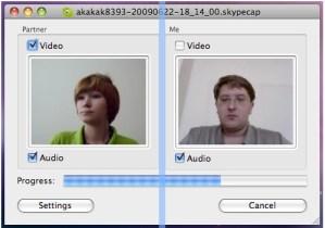 Graba las videollamadas de Yahoo Messenger con IMCapture