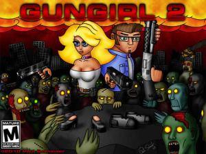 Juegos gratis, GunGirl 2