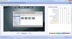 Temas windows personalizados con CustoPack