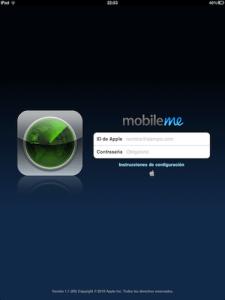 """Cómo activar """"Busca mi iPhone"""" en iOS 4.2"""