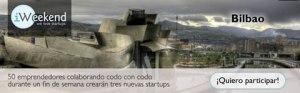 iWeekend Bilbao, Evento para emprendedores en internet