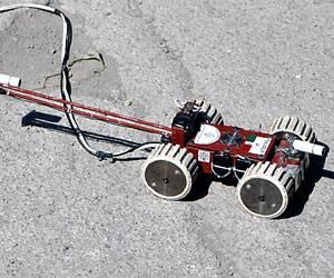 Robots utilizados para buscar tumbas perdidas en Teotihuacán