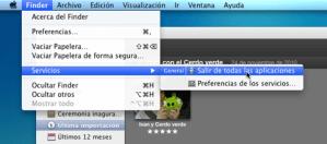 Como cerrar todas tus aplicaciones abiertas en Mac