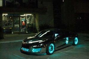 Audi R8 Tron Legacy
