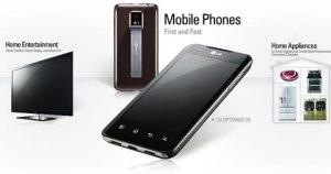 LG presenta Innovaciones Inteligentes en CES 2011