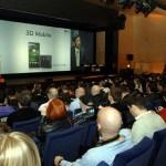LG Optimus 3D permitirá grabar contenido en 3D - 3d-mobile-lg-press-conference