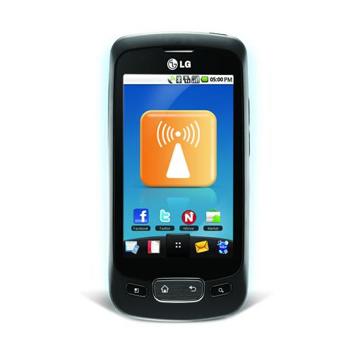 LG Optimus One P500 en México - LG-optimus-One-P500