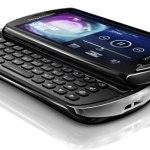 Sony Ericsson Xperia Pro - Xperia-pro-Black