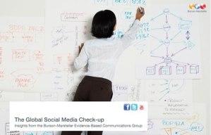 Segundo Estudio Global de Redes Sociales de Burson-Marsteller