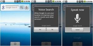 Tecnología de reconocimiento de voz de Google