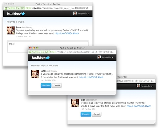 Twitter publica un cliente interactivo para webs llamado Web Intents - Twitter-web-intents