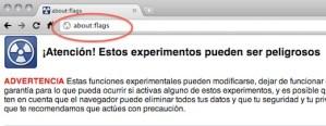 Como activar la aceleración por hardware de Google Chrome