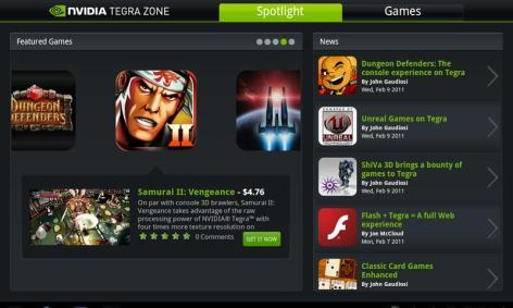 nVidia lanza Tegra Zone Games en Android Market - nvidia-tegra-zone-spotlight-horizontal