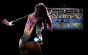 "El polémico video ""sexy"" de Serena Williams"